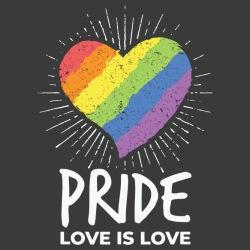 Pride - love is love