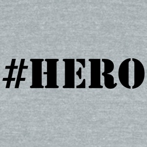 hero-neu - Unisex Tri-Blend T-Shirt by American Apparel