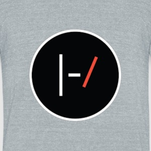21 pilots - Unisex Tri-Blend T-Shirt by American Apparel