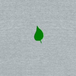 Simple leaf - Unisex Tri-Blend T-Shirt by American Apparel