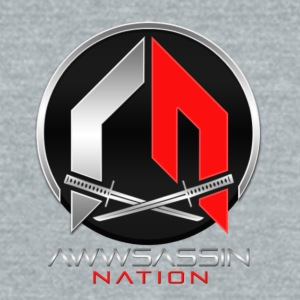 Awwsassin Nation - Unisex Tri-Blend T-Shirt by American Apparel