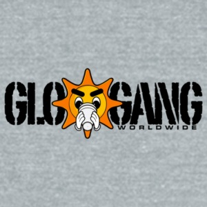 Glo Gang Worldwide - Unisex Tri-Blend T-Shirt by American Apparel