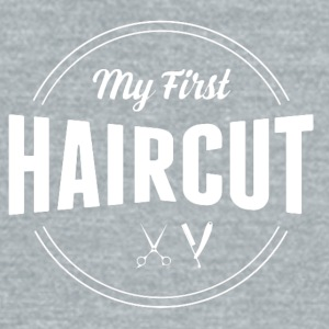 Haircut - Unisex Tri-Blend T-Shirt by American Apparel