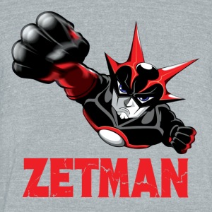 zetman - Unisex Tri-Blend T-Shirt by American Apparel