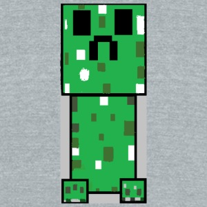 creeper drawing - Unisex Tri-Blend T-Shirt by American Apparel