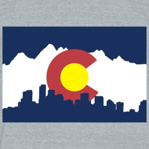 colorado_shirt - Unisex Tri-Blend T-Shirt by American Apparel
