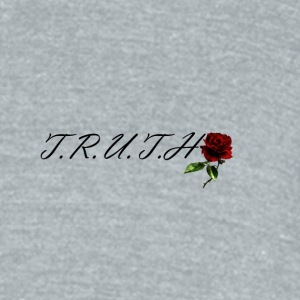 T.R.U.T.H - Unisex Tri-Blend T-Shirt by American Apparel