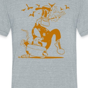 Fear N Loathing In This Foul Year Of Our Lord 1925 - Unisex Tri-Blend T-Shirt by American Apparel