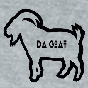 Tony Da Goat - Unisex Tri-Blend T-Shirt by American Apparel