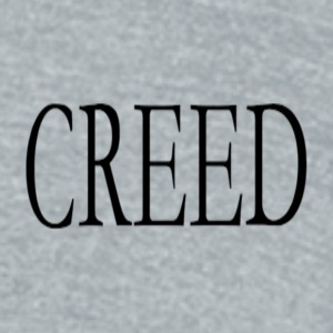 Creed - Greek Collection - Unisex Tri-Blend T-Shirt by American Apparel