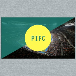 Pitch Invaders FC Youtube Channel - Unisex Tri-Blend T-Shirt by American Apparel