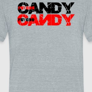 The Jesus and Mary Chain Psychocandy - Unisex Tri-Blend T-Shirt by American Apparel