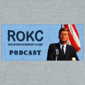 ROKC_Podcast_Logo_spreadshirt - Unisex Tri-Blend T-Shirt by American Apparel