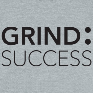 GRIND-NOIR - Unisex Tri-Blend T-Shirt by American Apparel