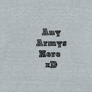 BTS ARMYS - Unisex Tri-Blend T-Shirt by American Apparel