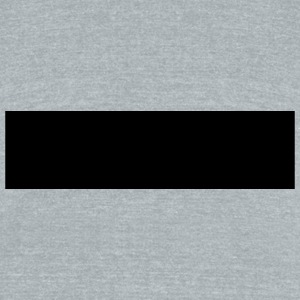 back banner - Unisex Tri-Blend T-Shirt by American Apparel