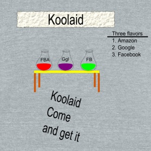 Kool aid Amazon - Unisex Tri-Blend T-Shirt by American Apparel