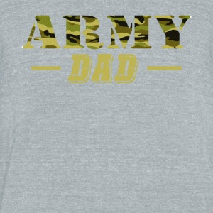Army Dad - Proud Army DadT-Shirt - Unisex Tri-Blend T-Shirt by American Apparel