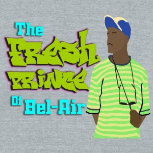 The Fresh Prince of Bel Air - Unisex Tri-Blend T-Shirt