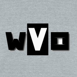 WVO ALTERNATE - Unisex Tri-Blend T-Shirt by American Apparel