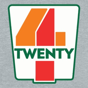 4 Twenty - Unisex Tri-Blend T-Shirt by American Apparel