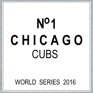 Chicago Cubs Chanel Logo - Unisex Tri-Blend T-Shirt by American Apparel