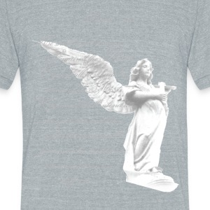Antichrist design 2 - Unisex Tri-Blend T-Shirt by American Apparel