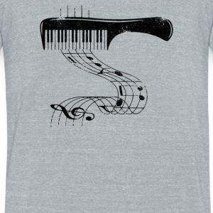 Symphony - Unisex Tri-Blend T-Shirt by American Apparel