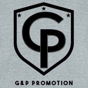 GPPromotionLgo - Unisex Tri-Blend T-Shirt by American Apparel
