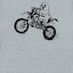 Ghost Rider - Unisex Tri-Blend T-Shirt by American Apparel