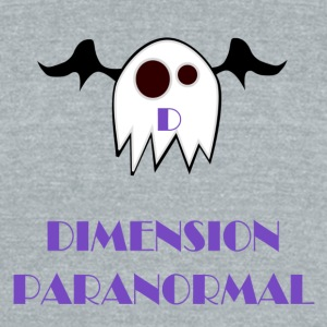 DIMENSION PARANORMAL - Unisex Tri-Blend T-Shirt by American Apparel