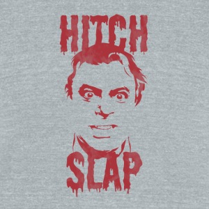 HitchSlap - Unisex Tri-Blend T-Shirt by American Apparel