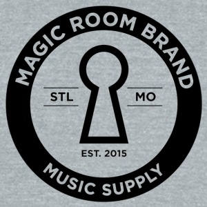 Magic Room Brand - Unisex Tri-Blend T-Shirt by American Apparel