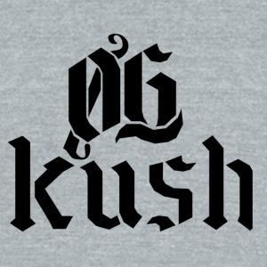 OG KUSH - Unisex Tri-Blend T-Shirt by American Apparel