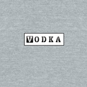 VODKA - Unisex Tri-Blend T-Shirt by American Apparel