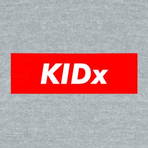 KIDx Clothing - Unisex Tri-Blend T-Shirt by American Apparel