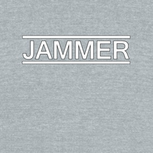 Jammer - Unisex Tri-Blend T-Shirt by American Apparel