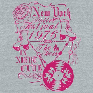 New york festival - Unisex Tri-Blend T-Shirt by American Apparel