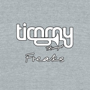 Timmy Trumpet - Freaks II - Unisex Tri-Blend T-Shirt by American Apparel