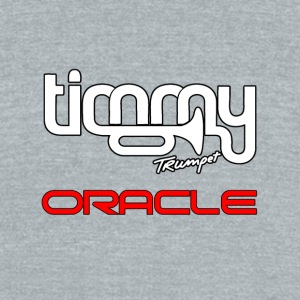 Timmy Trumpet - Oracle VI - Unisex Tri-Blend T-Shirt by American Apparel