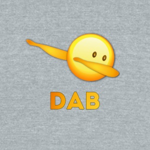 dab on em dabbing emoti football touchdown mooving - Unisex Tri-Blend T-Shirt by American Apparel