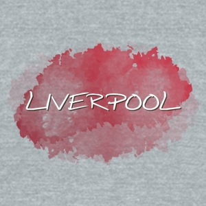 Liverpool - Unisex Tri-Blend T-Shirt by American Apparel