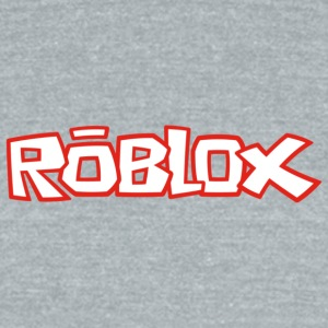 roblox#2 - Unisex Tri-Blend T-Shirt by American Apparel