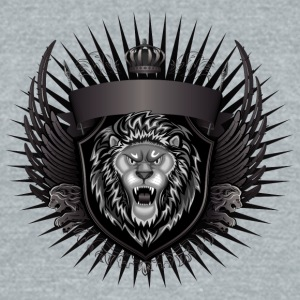 lion_king - Unisex Tri-Blend T-Shirt by American Apparel