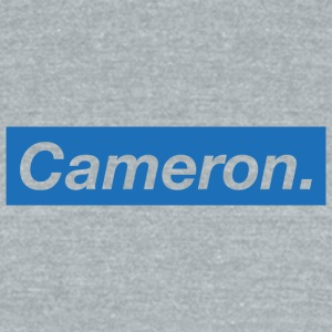 Cameron - Unisex Tri-Blend T-Shirt by American Apparel