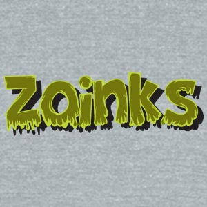 zoinks - Unisex Tri-Blend T-Shirt by American Apparel