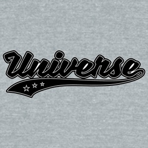 Universe - Unisex Tri-Blend T-Shirt by American Apparel
