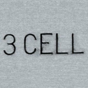 3Cell - Unisex Tri-Blend T-Shirt by American Apparel