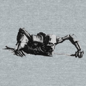 Terminator - Unisex Tri-Blend T-Shirt by American Apparel