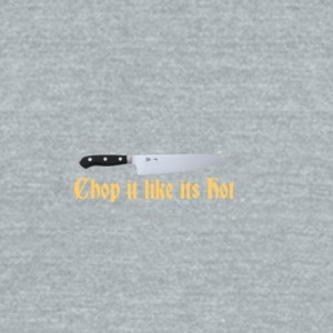 chopit - Unisex Tri-Blend T-Shirt by American Apparel